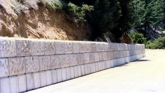 Large Concrete Block Retaining Walls Ibrs Inc Download PDF