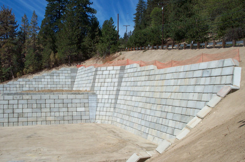 Retaining Wall Blocks Colors House Design And Decorating